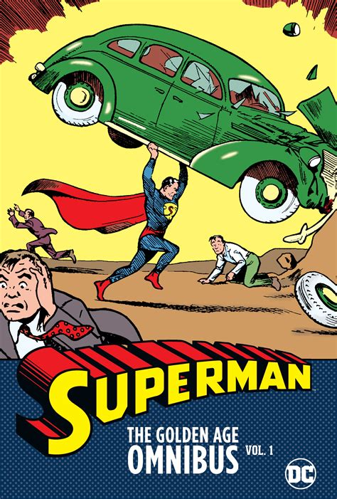 Superman The Golden Age Omnibus Vol 5 By Various
