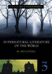 Supernatural Literature of the World: An Encyclopedia