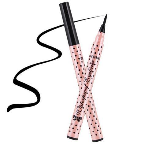 Susenstone Eyeliner Pen Maquillage Cosmetique Noir Rose Liquid Eye Liner Crayon Composent Outil