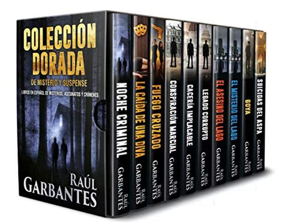 Suspense Coleccion Dorada De Misterio Y Suspense 10 Libros