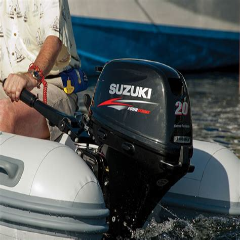 Suzuki Df20 Outboard Manual