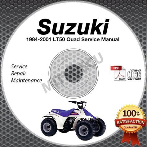 Suzuki Lt50 2015 Manual