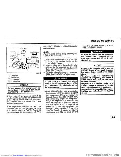 Suzuki Swift 2009 Owners Manual