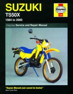 Suzuki Ts50 Manual