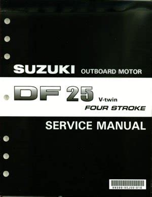 Suzuki Twin Service Manual