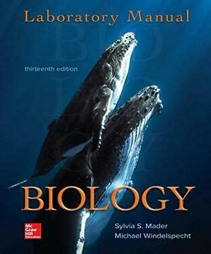 Sylvia Mader Biology Laboratory Manual Answers