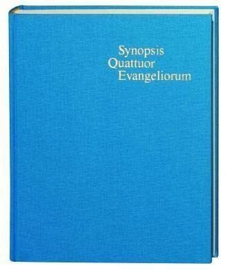 Synopsis Quattuor Evangeliorum