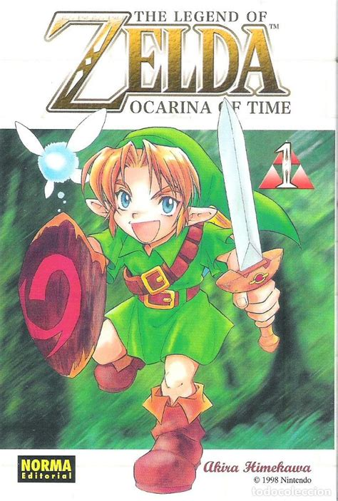 THE LEGEND OF ZELDA 01: OCARINA OF TIME 1 (CÓMIC MANGA)