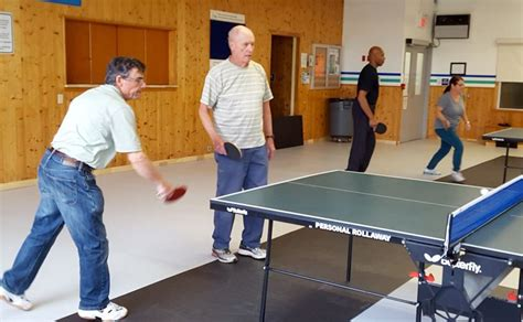 Table Tennis Comes of Age