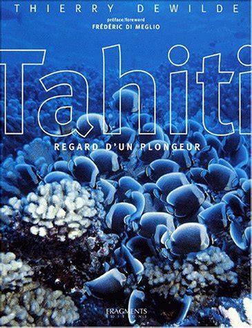 Tahiti Regard Dun Plongeur