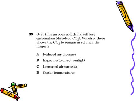 Taks Objective 1 Mixed Review Answers