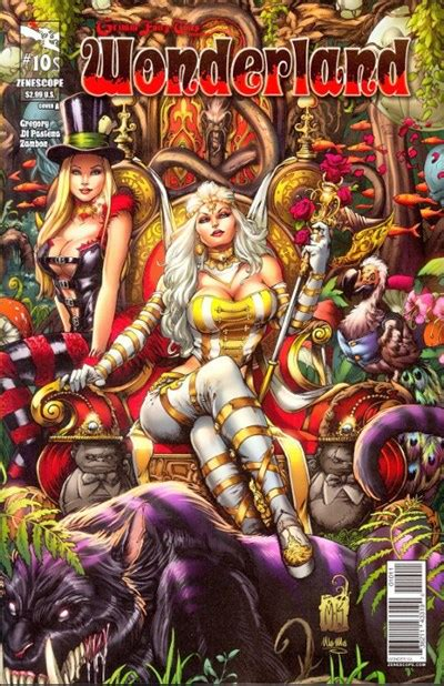 Tales from wonderland   10 tomes