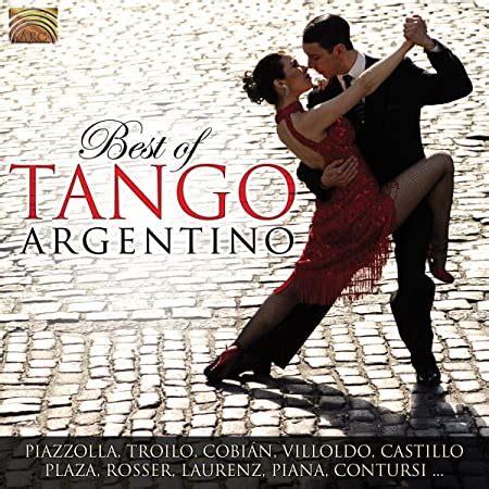 Tango De Villoldo A Piazzolla Y D