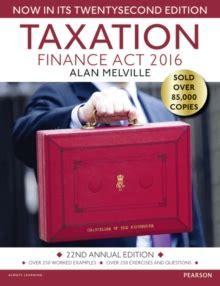 Taxation: Finance Act 2016
