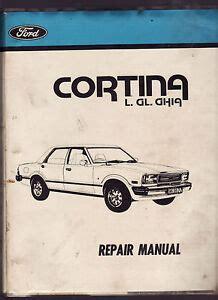 Td Ford Cortina Workshop Manual