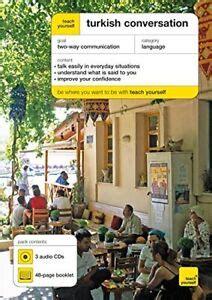 Teach Yourself Turkish Conversation (TYCN)
