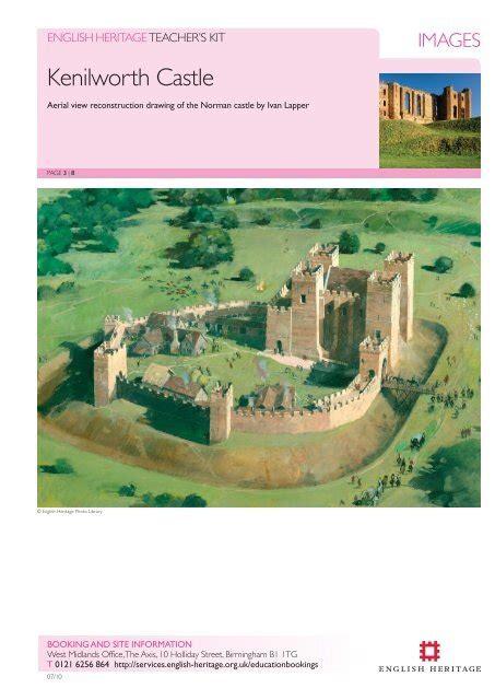 Teacher Manual Castle Kit