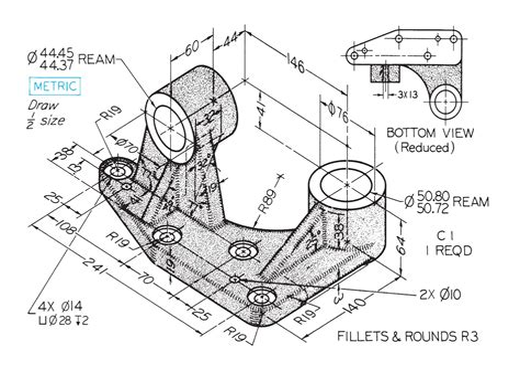 Technical Drawing 2: Mechanical Drawing: Mechanical Drawing v. 2 (Longman International Technical Texts)