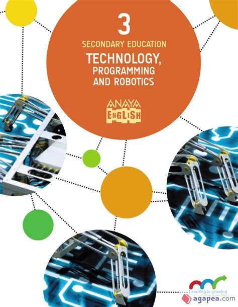 Technology Programming And Robotics 3 Anaya English 9788469807224