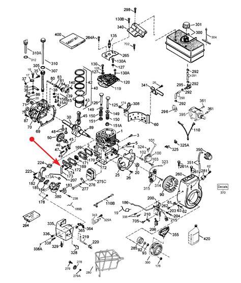 Tecumseh 8hp Snowblower Engine Parts Manual