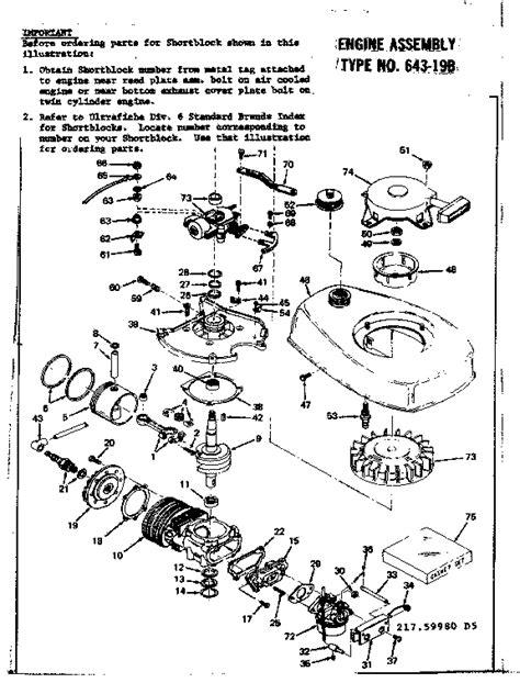 Tecumseh Xl 10hp Parts Manual
