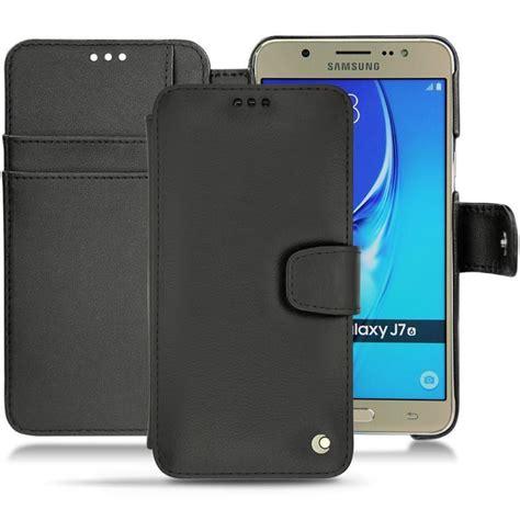 Telefono Movil Samsung Galaxy J7 2017 Funda Piel Slim Funda Magnetico Funda