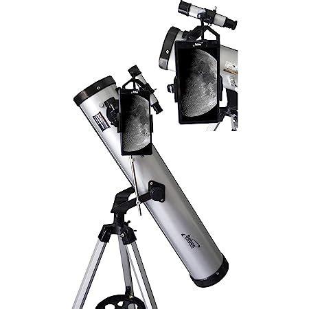 Telescopio 700 76 Smartphone Adaptador Dka5