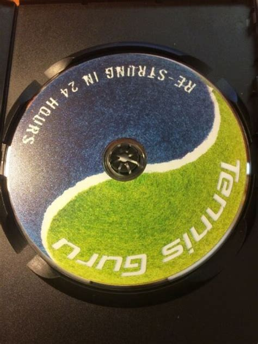 Tennis Guru Re Strung In 24 Hours