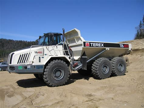 Terex Ta350 Ta400 Articulated Dump Truck Service Manual