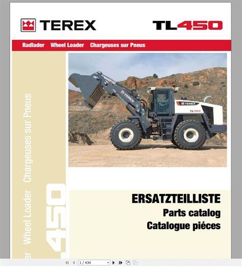 Terex Wheel Loader User Manual