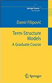 Term Structure Models Springer Finance English Edition