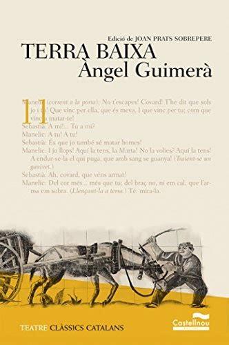 Terra Baixa Classic Catalans Ed 2017 Classics Catalans