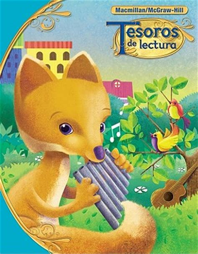 Tesoros De Lectura A Spanish Reading Language Arts Program Grade 2 Practice Book Student Edition Elementary Reading Treasures