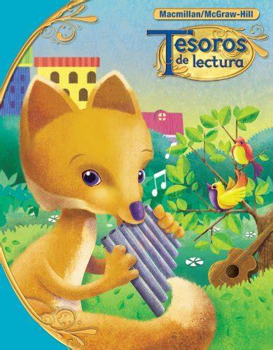 Tesoros De Lectura A Spanish Reading Language Arts Program Grade K Practice Book Annotated Teacher S Edition Elementary Reading Treasures