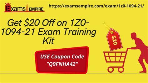 Test 1Z0-1094-21 Valid