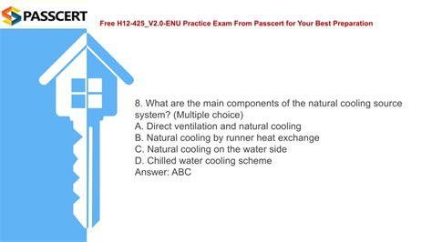Test H12-425-ENU Voucher
