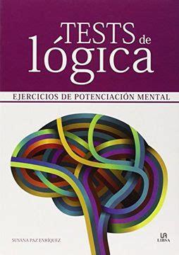 Tests De Logica Ejercicios De Potenciacion Mental