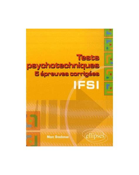Tests Psychotechniques Entree En Ifsi