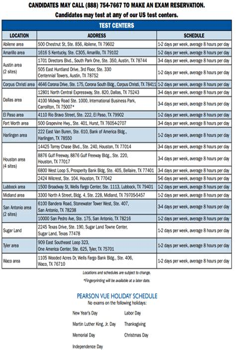 Texas Adjusters Study Manual