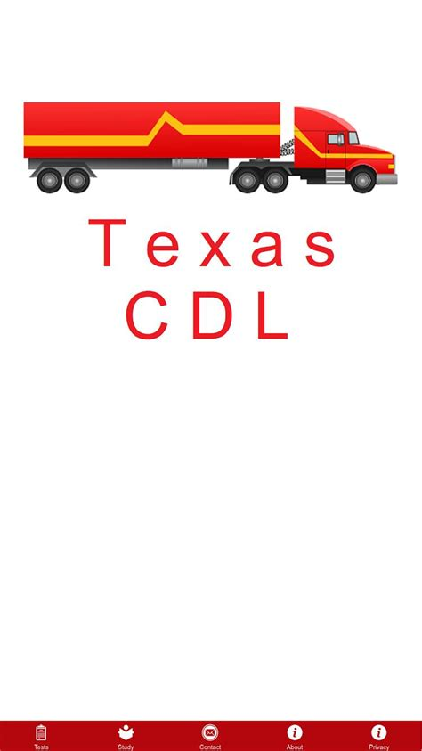 Texas Dps Cdl Study Guide