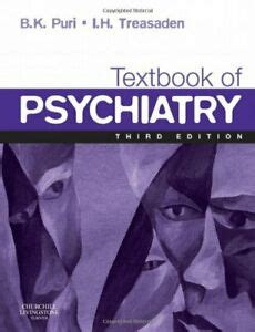 Textbook of Psychiatry, 3e