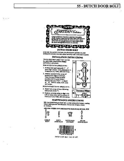 Tgc Gwd 55f Manual