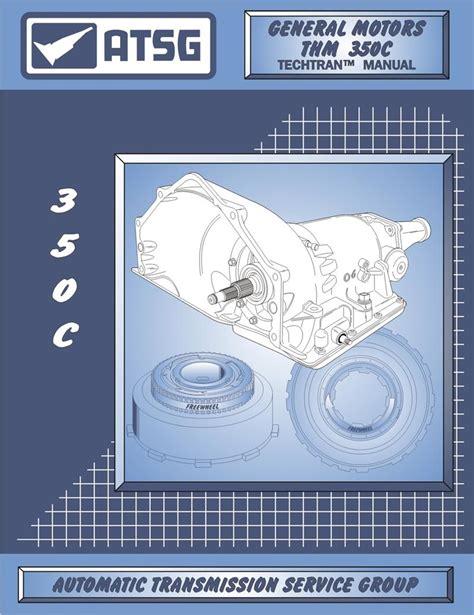 Th350 Transmission Repair Manual Atsg