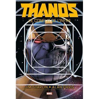 Thanos Le Conflit De L Infini
