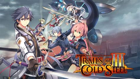 The Legend of Heroes: Trails of Cold Steel II[B]