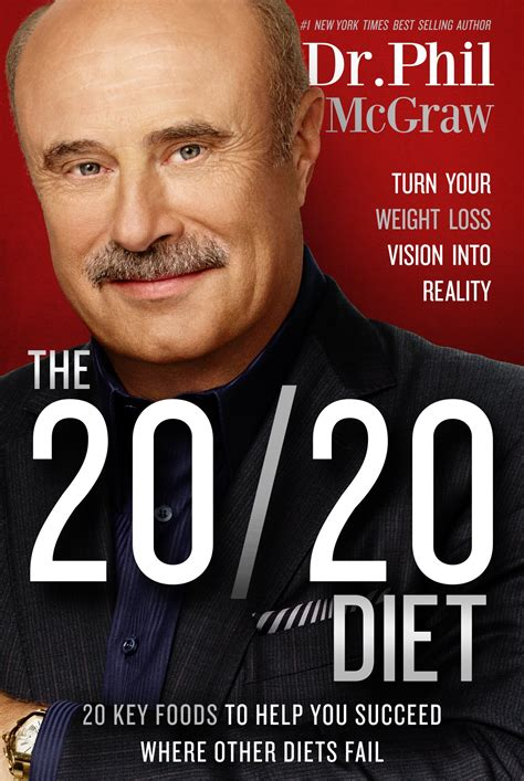 The 20 20 Diet Turn Your Weight Loss Vision Into Reality English Edition