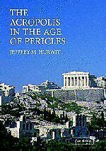 The Acropolis In The Age Of Pericles Paperback With Cd Rom