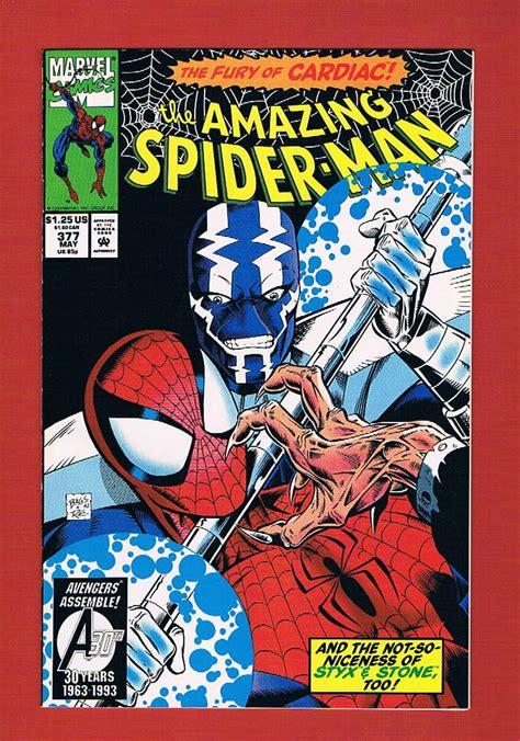 The Amazing Spider Man Volumen 1 Numero 377 1993