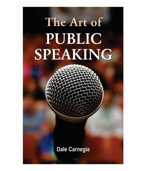 The Art Of Public Speaking English Edition