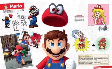 The Art Of Super Mario Odyssey English Edition